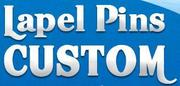 Free Digital Proof Lapel Pins Custom