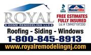 THE BEST ROOFING & SIDING CO. IN NJ!