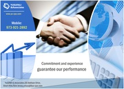 SSAE16 Public Accounting Firm in New Jersey, usa - Yusufali Associates