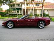 2003 Chevrolet Corvette 50th Anniversary