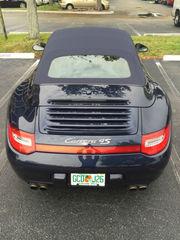 2012 Porsche 911 C4S Cabriolet, Convertible,  Sport Plus