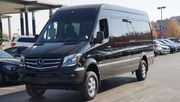 2016 Mercedes-Benz Sprinter Sprinter 2500 Crew Van 170 in. WB 4WD High