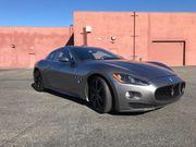 2009 Maserati Gran Turismo S Coupe 2-Door