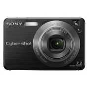 Sony Cyber-shot DSC W110 7.2MP Slim Digital Camera